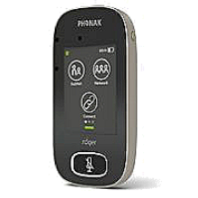 Phonak Roger Touchscreen