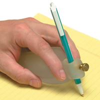 Writing Bird slip on typing aid