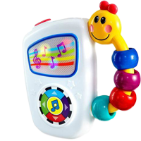 Adapted Baby Einstein Musical Switch Toy