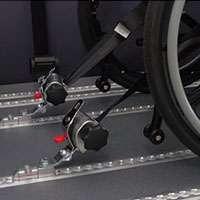 Wheelchair Tie Down