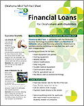 Financial Loans Flyer (PDF)