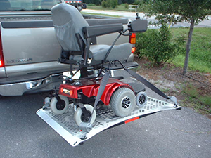 Hydraulic Wheelchair Lift