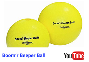Boom'r Beeper Ball Video