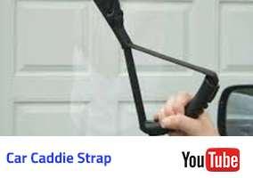 Car Caddie Strap Video