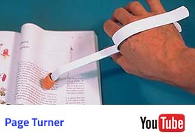 Page Turner Video