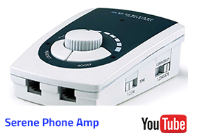 Serene Phone Amp Video