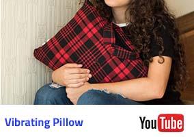 Vibrating Pillow Video