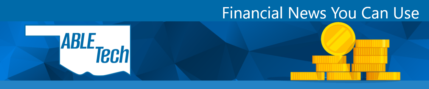 Financial News You Can Use header