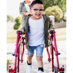 New Pediatric Walkers Now Available