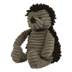 weighted hedgehog plush