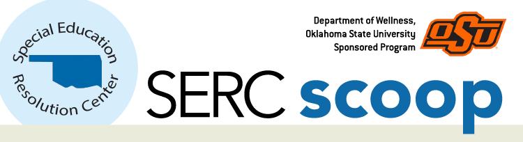 SERC scoop Newsletter graphic