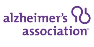 Alzheimer's Association purple logo