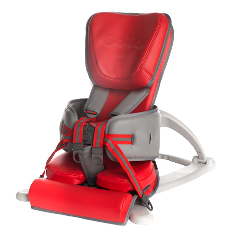 Red goto seat