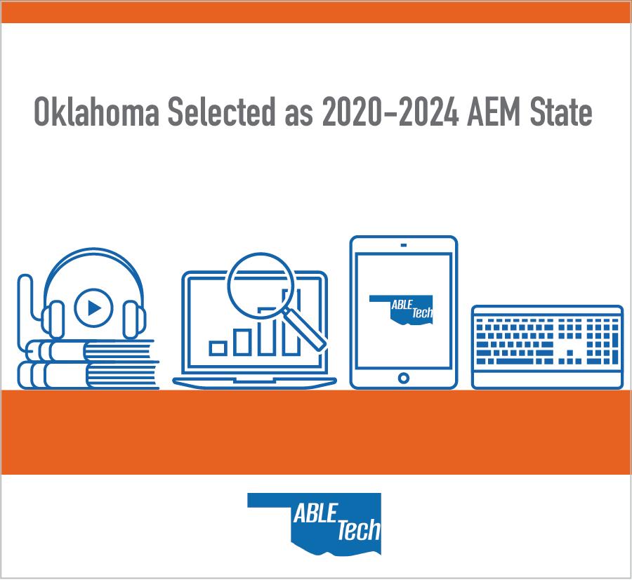 AEM selected Oklahoma