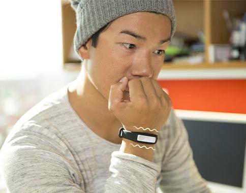 Keen Habit Aware bracelet