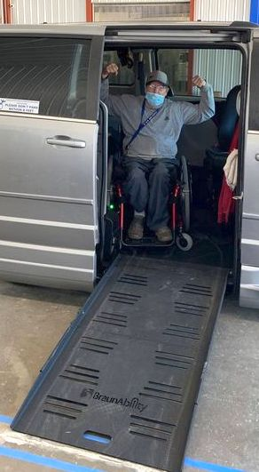 Handicapped VehicleSS