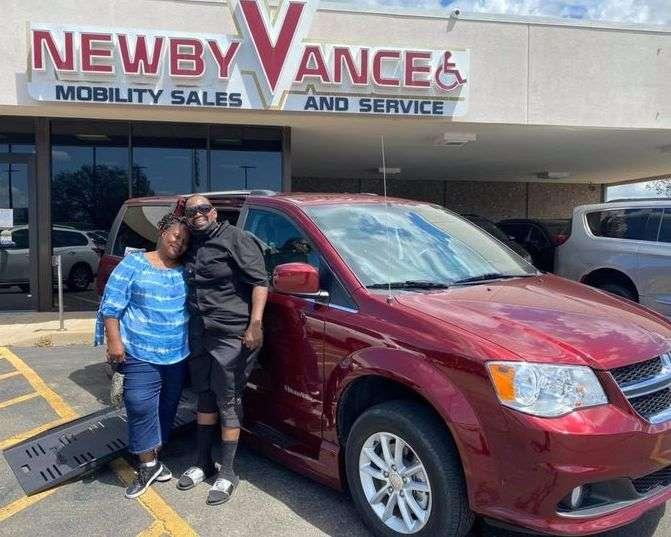 Newby Vance customer