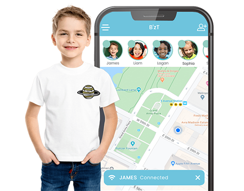 Smart Clothing Tracker