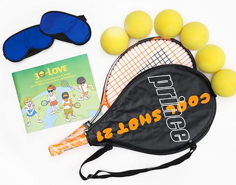 Love tennis kit